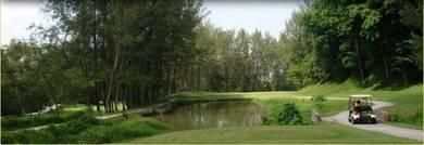 Kelab Darul Ehsan golf membership