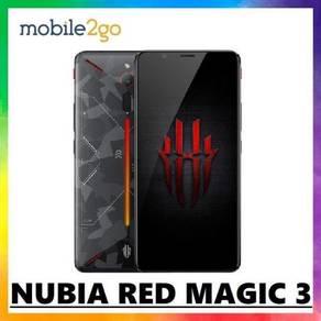Nubia Red Magic 3 [12GB RAM/256GB ROM]Ori Msia Set