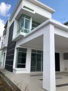 Taman Kempas, Brand New Cluster House, GnG, FULL LOAN