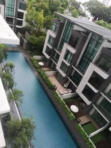 The Address Condo Bukit Jambul 1431sf 3 Car Parks Nice view