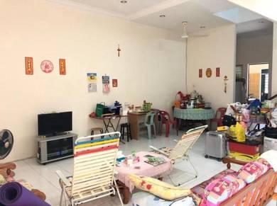 Cheapest ! 2 Storey Terrace Taman Tanjung Indah   Raja Uda