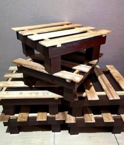 Dulang hantaran kayu handmade