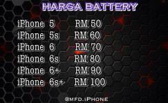 Battery iPhone Replacement