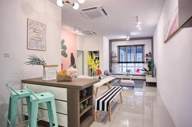 [freehold starta] 7 floor apartment - klia, sendayan & nilai