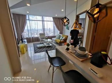 Vortex suites residences high floor, KLCC