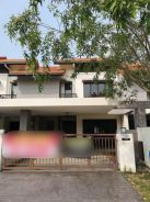 [FREEHOLD] Superlink Double Storey Facing Open, Alam Impian, Shah Alam