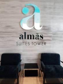 Puteri Harbour Almas Suites Apartment Soho type Legoland Tuas JB