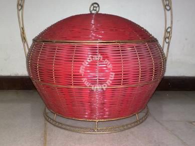 Bakul besar antik large antique basket