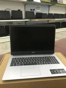 Laptop Baru Dalam Kotak Jenama Acer Di amys comput