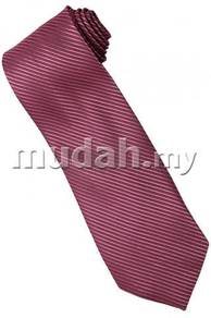 PP3 Purple Top Quality Solid Formal Neck Tie