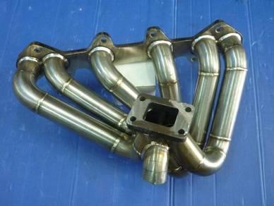 Turbo Manifold EVO 3 GSR 1JZ RB25 RB26 YRV 4G15