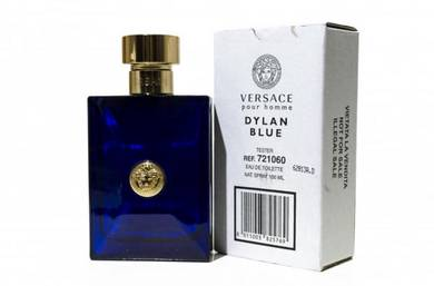 Versace Pour Homme Dylan Blue Tester Perfume