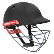 17RA kc Gray Nicolls Atomic Helmet - Black