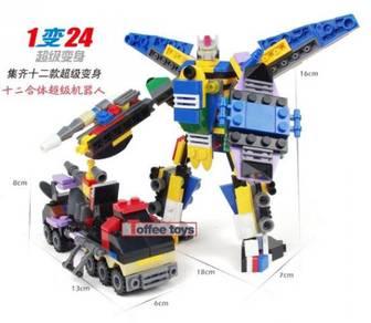 Robot Lego Fusion edition 24 to 2