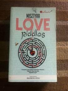 Novel Love Riddles, Misztyra