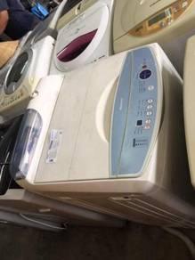 Sharp 9.5 KG washing machine automatic top load