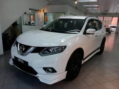Nissan x-trail impul OEM bodykit w paint body kit