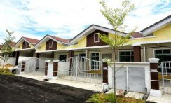 Jasin Bestari, melaka , air keroh, new single storey, house Read more