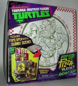 Teenage Mutant Ninja Turtles Pizza Box Playset