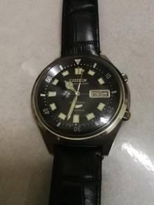 Citizen Seven Star Vintage Automatic Watch