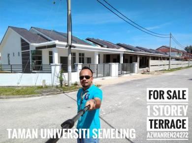 1 Storey Terrace Taman Universiti Semeling (New Project)