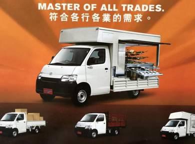 New Daihatsu GranMax FoodTruck & Pasar Malam 2018