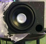 New woofer 12inch USA