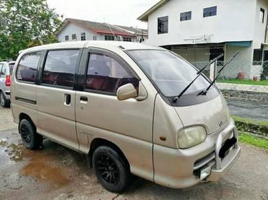 Used Perodua Rusa for sale