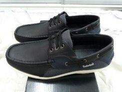 Casual timberland black color