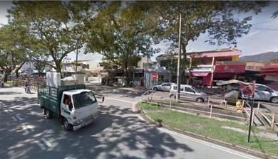 Jalan Trengganu Terengganu Georgetown Jelutong 2sty Semi D Corner Shop
