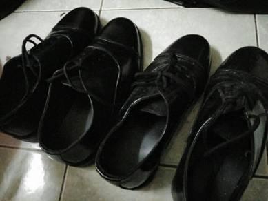 Kasut Kulit Sepatu Timur
