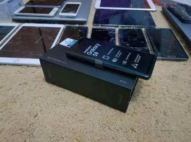 Ori SME Samsung Galaxy S9 64GB/4GB Ram -Open Box