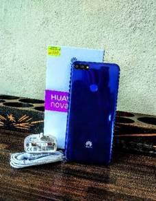 Huawei nova 2 lite fullset like new 99%