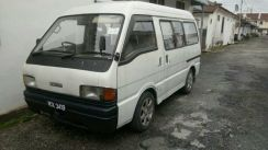 Mazda Bongo Window Van Year 1991