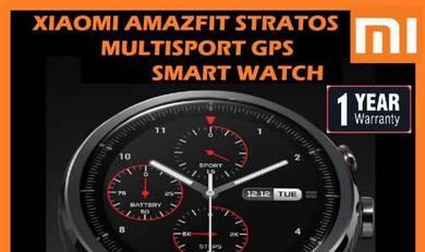 Xiaomi Amazfit STRATOS GPS WATCH 12MONTHWRTY