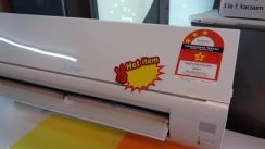 0% GST * New MITSUBISHI 1hp Air Conditioner