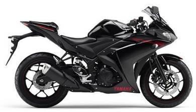Yamaha r25 low deposit promo