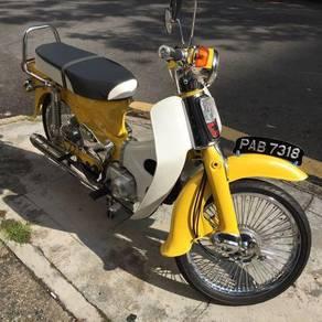 1978 Honda C70