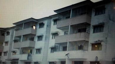 Taman Kampar Perdana Apartment, Kampar