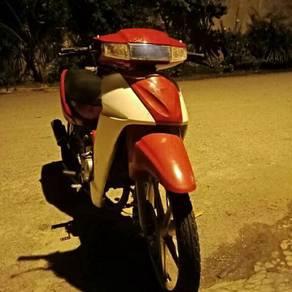 Suzuki rg sport untuk dijual
