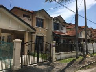 SEMI D For Rent (Double Storey) Taman Tasik Utama ,Ayer Keroh Melaka