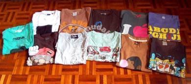 LOT Tee Shirts - Assorted (11 Tees)