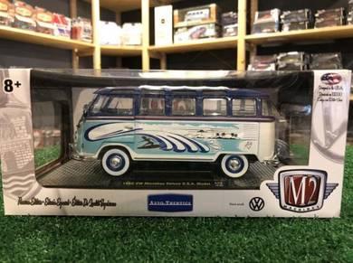 M2 Machines 1960 Volkswagen Microbus #S28 18-05