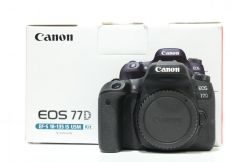 Canon EOS 77D Body Only (SC 3K, 99.9% new)