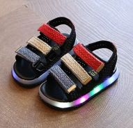 LED Flash Light Kid Sandal