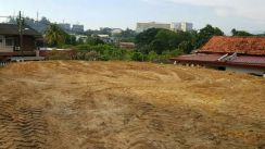 Residential bungalow land at strategic location