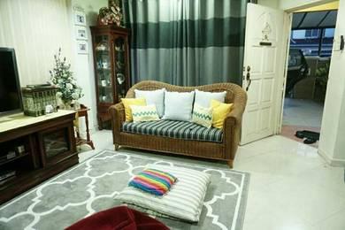 Rattan Sofa 3 + 2