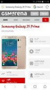 Samsung j5 prime LTE