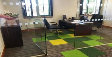 Shop Office Carpet  ~Commercial Karpet Tiles
