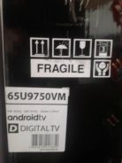 65 Android 4k tv